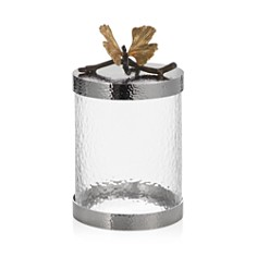Michael Aram Butterfly Ginkgo Kitchen Canisters - Bloomingdale's_0