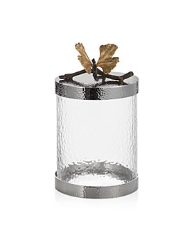 Michael Aram - Butterfly Gingko Kitchen Canisters