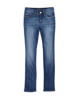 DL1961 - Girls' Chloe Medium Wash Skinny Jeans - Big Kid