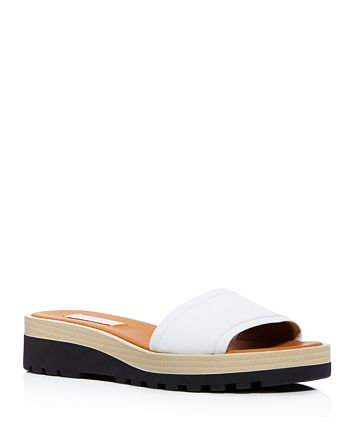 See by Chloé - Women's Robin Platform Slide Sandals