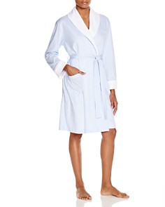 Lauren Ralph Lauren Essential Short Shawl Collar Robe - Bloomingdale\u0027s_0