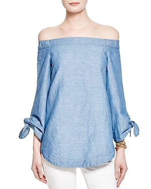 Free People Show Some Shoulder Tunic Top