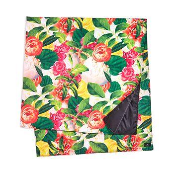 kate spade new york - Picnic Blanket Floral Blanket