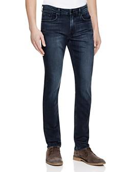 PAIGE - Transcend Lennox Slim Fit Jeans in Milton