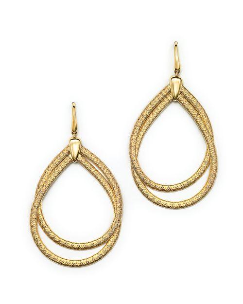 Marco Bicego - 18K Yellow Gold Cairo Drop Earrings