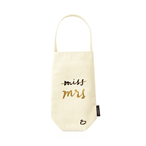 kate spade new york Bridal Wine Tote, Miss to Mrs.