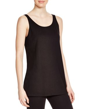 Eileen Fisher System Scoop Neck Tank