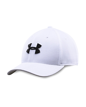 14109a16242 ... UPC 888284859794 product image for Under Armour Boys  Blitzing 2.0  Stretch Fit Cap - Size ...