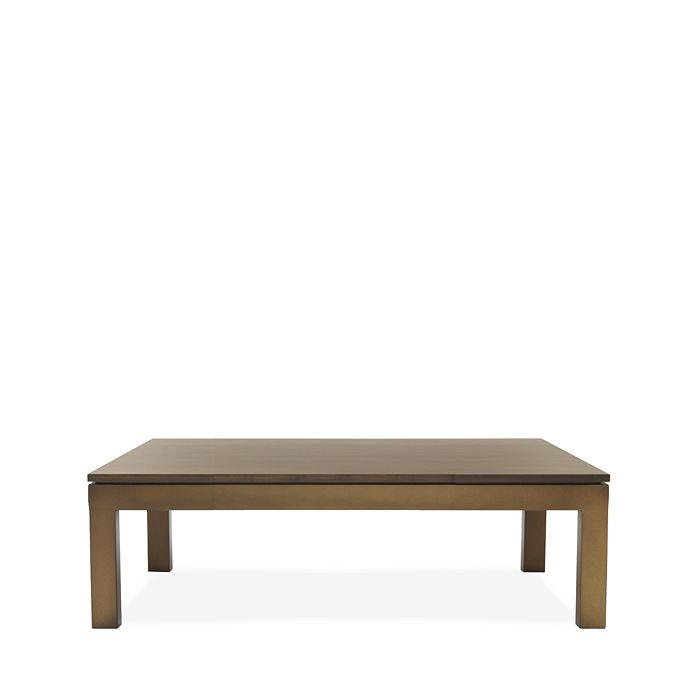 Mitchell Gold Bob Williams - Classic Parsons Coffee Tables