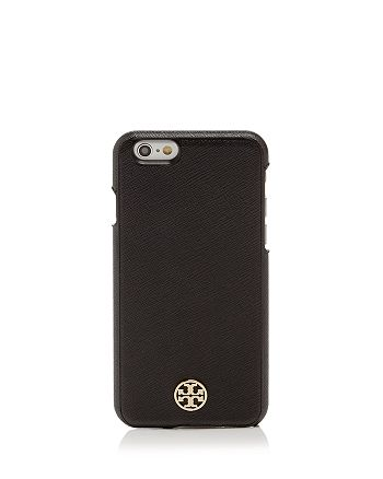 best service b4f56 4575b Tory Burch Robinson Hardshell Saffiano Leather iPhone 6/6s Case ...