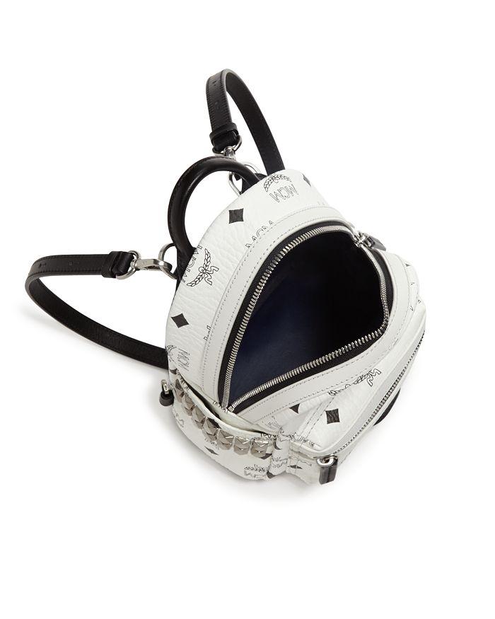 MCM - Extra Mini Side Stud Stark Backpack efe2d1c1ddb70