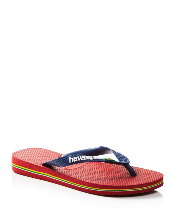 a0afcc7584ee havaianas - Men s Brazil Logo Flip-Flops