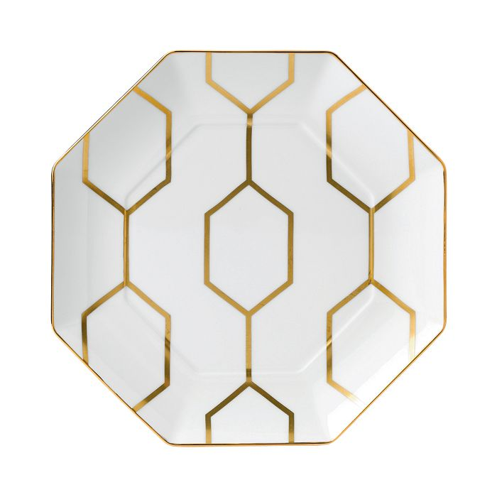 Wedgwood - Arris Accent Octagon Plate