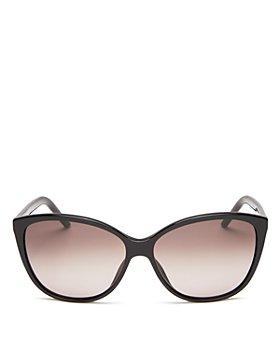 MARC JACOBS - Women's Oversized Cat Eye Sunglasses, 58mm