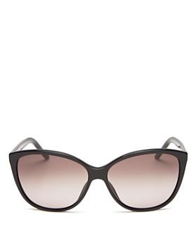 c445bce4dc MARC JACOBS - Women s Oversized Cat Eye Sunglasses