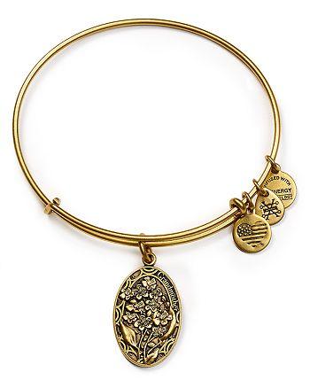 Alex and Ani - Because I Love You Grandmother II Wrap Bracelet