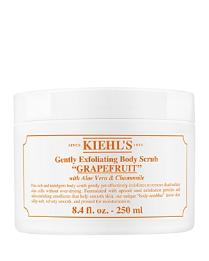 Kiehl's Since 1851 Grapefruit Gently Exfoliating Body Scrub 8.4 oz.