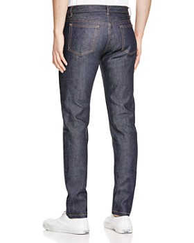 A.P.C. - Petit Standard Stretch Straight Slim Fit Jeans in Indigo