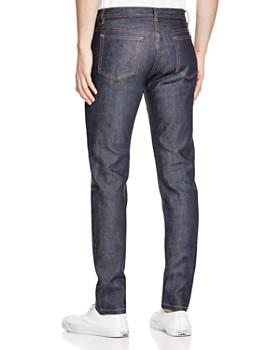 A.P.C. - Petit Standard Stretch Slim Fit Jeans in Indigo