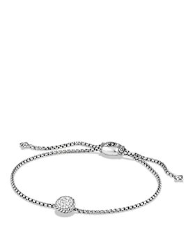 David Yurman - Châtelaine Petite Bracelet with Diamonds