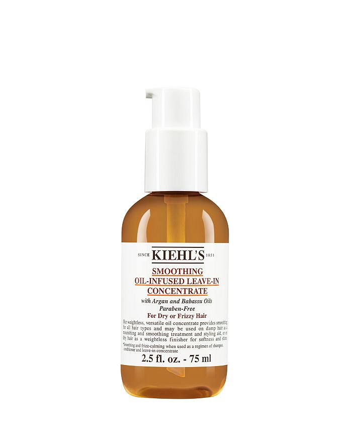 Kiehl's Since 1851 - Smoothing Oil-Infused Leave-In Concentrate 2.5 oz.
