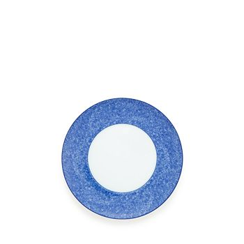 Mottahedeh - Blue Shou Bread & Butter Plate