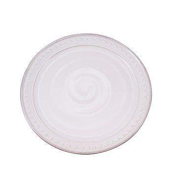 Simon Pearce - Hartland Wave Salad Plate