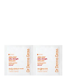 Dr. Dennis Gross Skincare - Alpha Beta® Extra Strength Daily Peel, 30 Pads