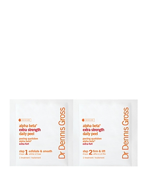 Dr. Dennis Gross Skincare Alpha Beta Extra Strength Daily Peel, 30 Packettes