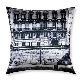 "Madura - Rive Gauche Decorative Pillow Cover, 16"" x 16"""