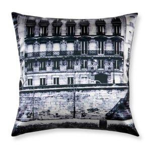 Madura Rive Gauche Decorative Pillow Cover, 16 x 16