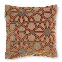 Madura Mahogany Decorative Pillow and Insert - Bloomingdale's Registry_0
