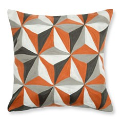 Madura Trinity Decorative Pillow and Insert - Bloomingdale's_0