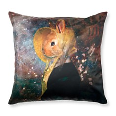 Madura Antique Rabbit Decorative Pillow and Insert - Bloomingdale's_0