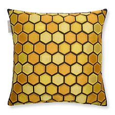 Madura Honey Decorative Pillow and Insert - Bloomingdale's_0
