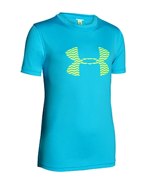 Under Armour Boys' Surf Tee - Sizes S-xl