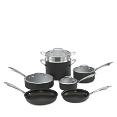 Cuisinart DS Anodized 11-Piece Cookware Set - Bloomingdale's_0