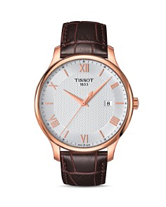 Tissot Tradition Watch, 42mm - Bloomingdale's_0
