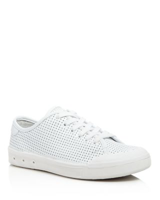 Issue Perforated Low Top Lace