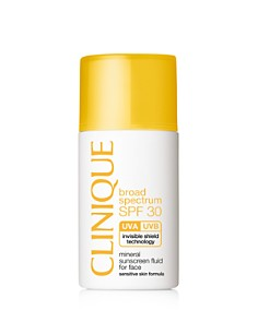 Clinique SPF 30 Mineral Sunscreen Fluid for Face - Bloomingdale's_0