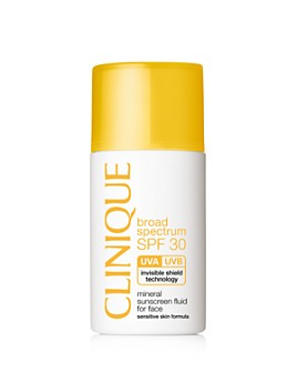 Clinique - SPF 30 Mineral Sunscreen Fluid for Face