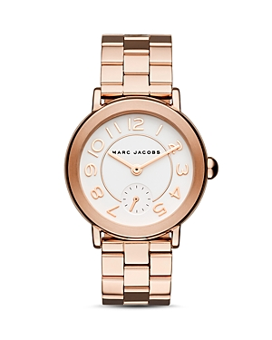 marc jacobs female marc jacobs riley watch 36mm