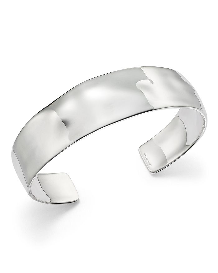 IPPOLITA - Sterling Silver Senso™ Textured Surface Cuff