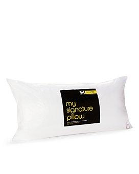 Bloomingdale's - My Signature Pillow, Medium Density, King - 100% Exclusive