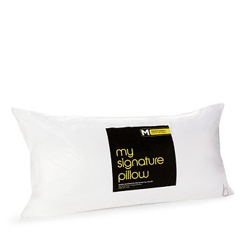 Bloomingdale's - My Signature Pillow, Medium Density, King - 100% Exclusive