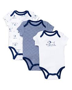 Little Me Boys' Puppy Bodysuit, 3 Pack - Baby - Bloomingdale's_0