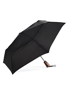 ShedRain Boxed Wood Handle Vented Auto Open Umbrella - Bloomingdale's_0
