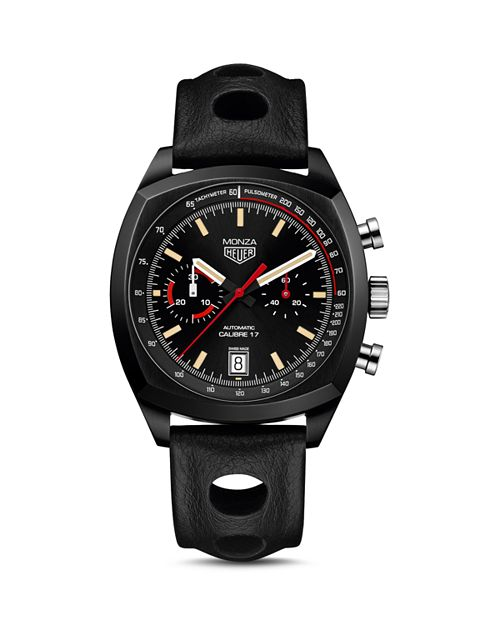 TAG Heuer - 40th Anniversary Heuer Monza Calibre 17 Chronograph, 45mm