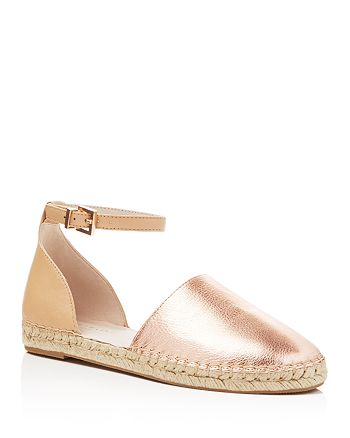 Kenneth Cole - Blair Espadrille Flats - Compare at $110
