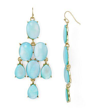 AQUA - Cassandra Chandelier Earrings - 100% Exclusive